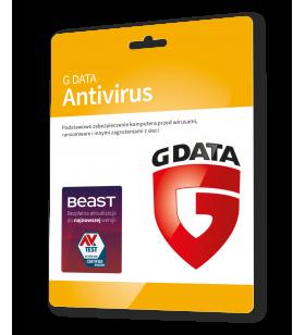 Program antywirusowy G Data AntiVirus