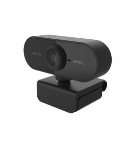Kamera kamerka internetowa WebCam Full-HD 1080p 2 mpix do laptopa i komputera stacjonarnego.
