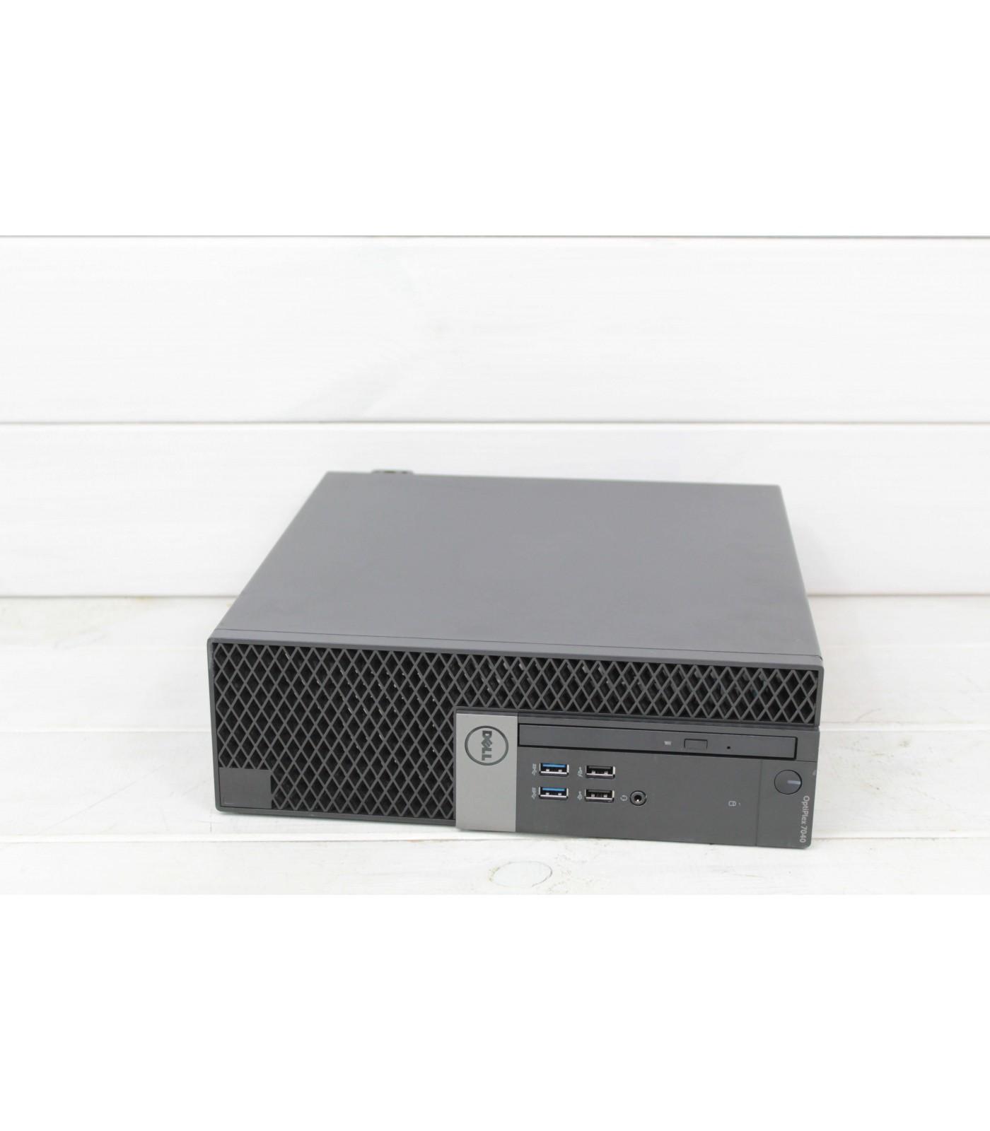 Poleasingowy laptop Dell OptiPlex 7040 SFF z Intel Core i5-6400T Klasa A