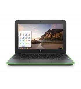 Poleasingowy laptop HP ChromeBook 11   G5 z Intel Celeron N3060 w klasie A.