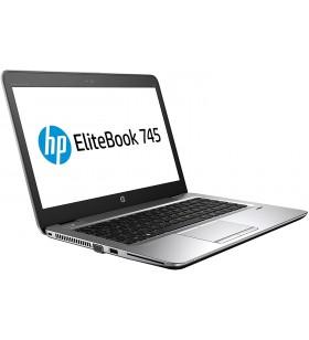 Poleasingowy laptop HP Elitebook 745 G4 z AMD PRO A10-8730B w Klasie A-