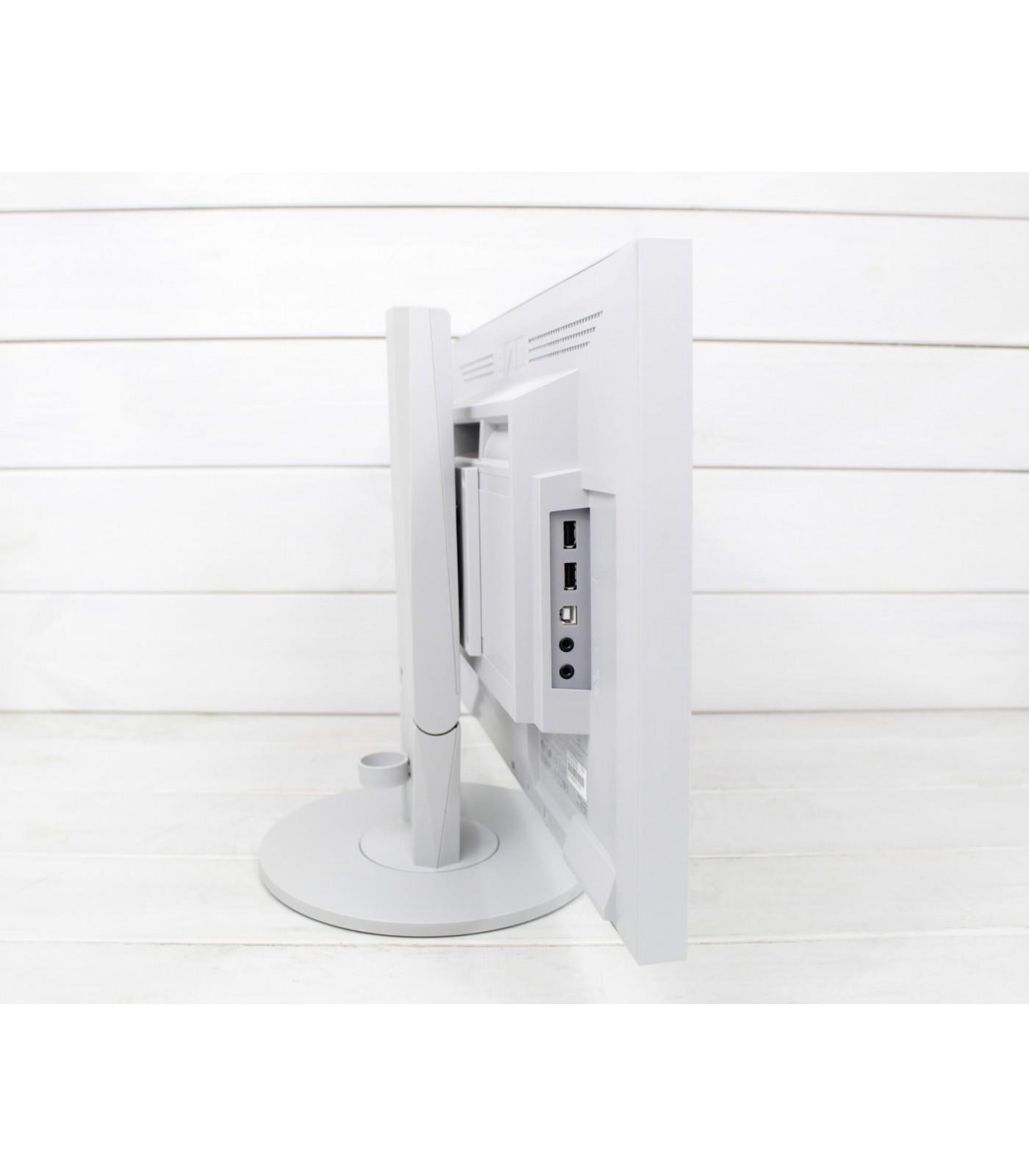 Poleasingowy monitor EIZO FlexScan EV2316W z matrycą IPS o rozdzielczości 1920x1080px w klasie A+.