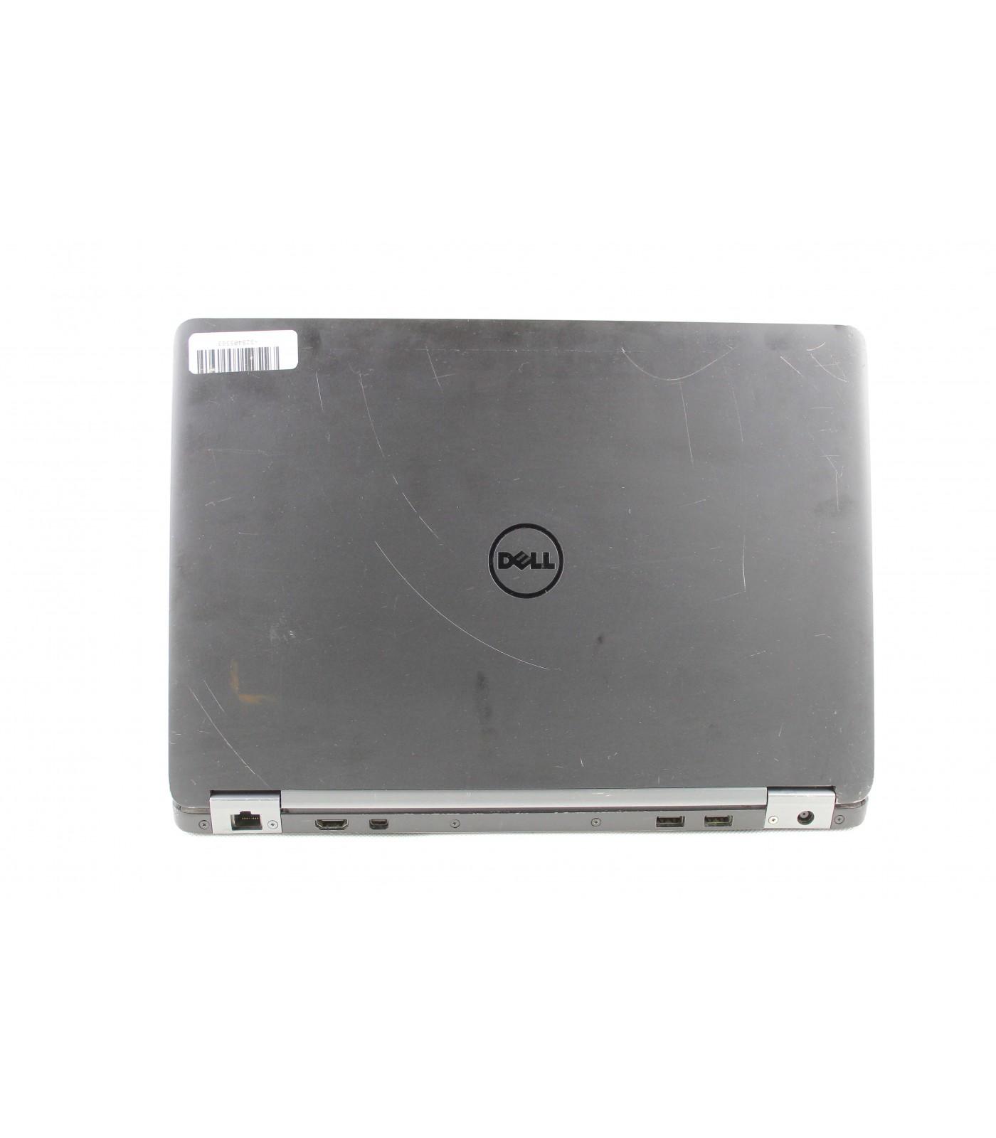 Poleasingowy laptop Dell Latitude E7470 z Intel Core I5-6300U w Klasie B