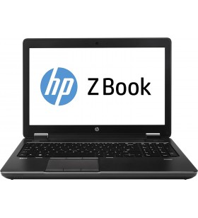 Poleasingowy laptop HP Zbook 15 G3 z Intel Core i7-6700HQ i kartą graficzną Nvidia Quadro M1000M, Klasa A-