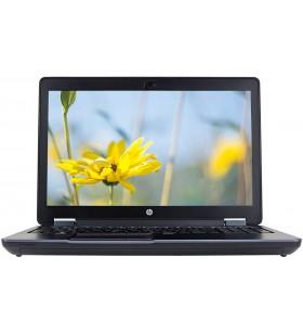 Poleasingowy laptop HP Zbook 15 G2 z Intel Core i7-4810MQ i kartą graficzną Nvidia Quadro K2100M, Klasa A.