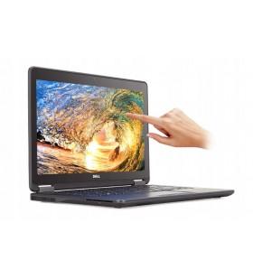 Poleasingowy laptop Dell Latitude E7250 z ekranem dotykowym i procesorem Intel Core i5-5300U w klasie A-