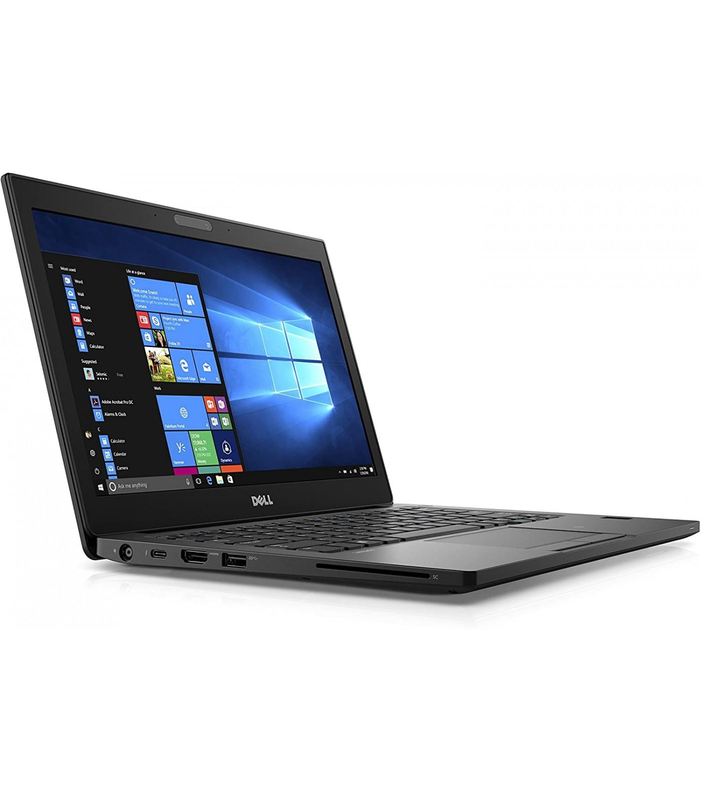 Poleasingowy laptop Dell Latitude 7280 z Intel Core i5-6300U Klasa A-