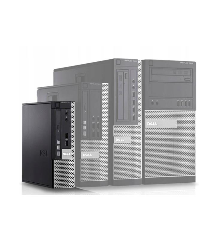 Poleasingowy komputer stacjonarny Dell OptiPlex 7010 USFF z i5-3330S w Klasie A+