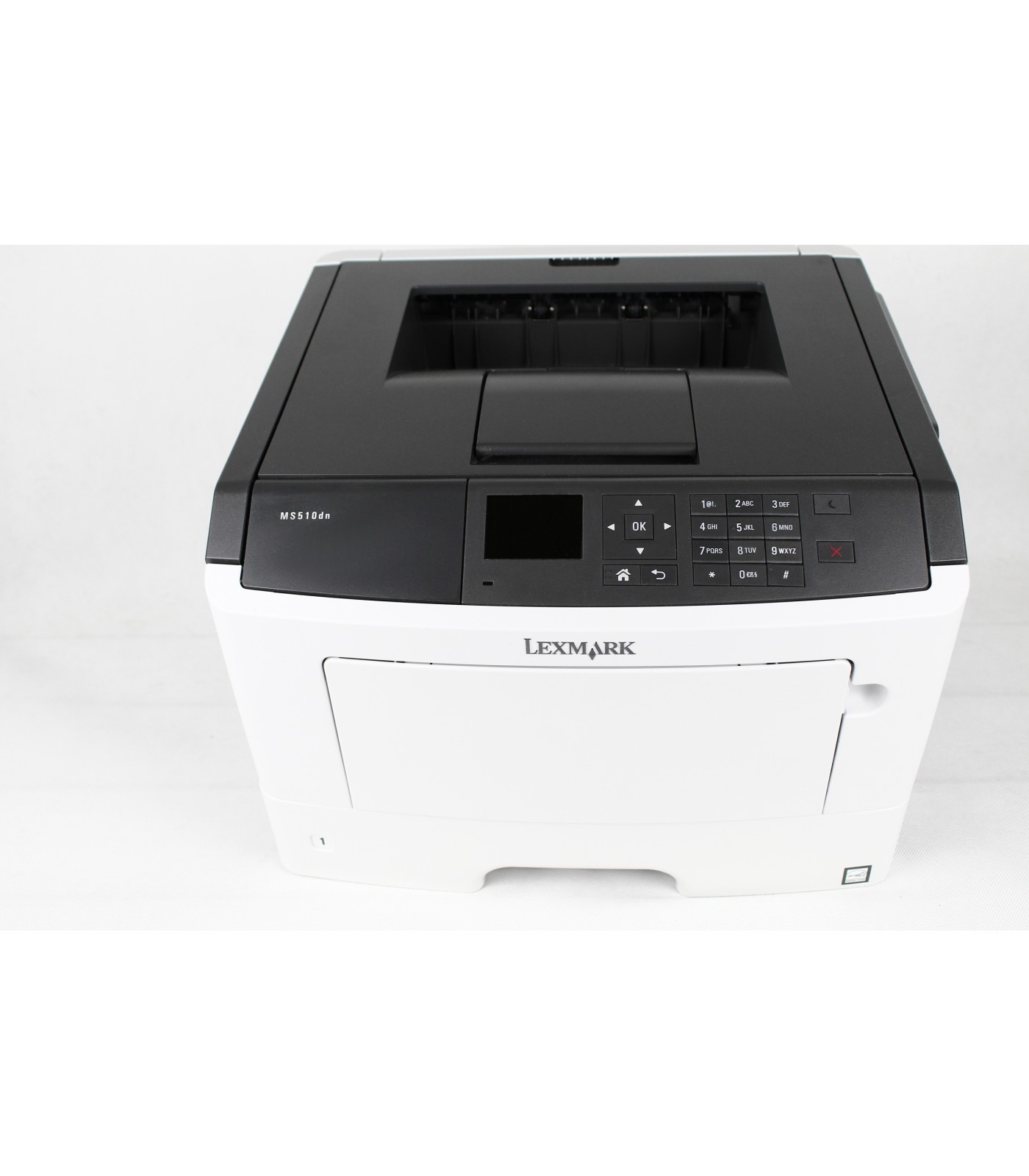 Poleasingowa drukarka laserowa Lexmark MS510DN Klasa A-