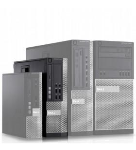 Poleasingowy komputer stacjonarny Dell OptiPlex 7010 SFF z Intel Core i5-3470, Klasa A-