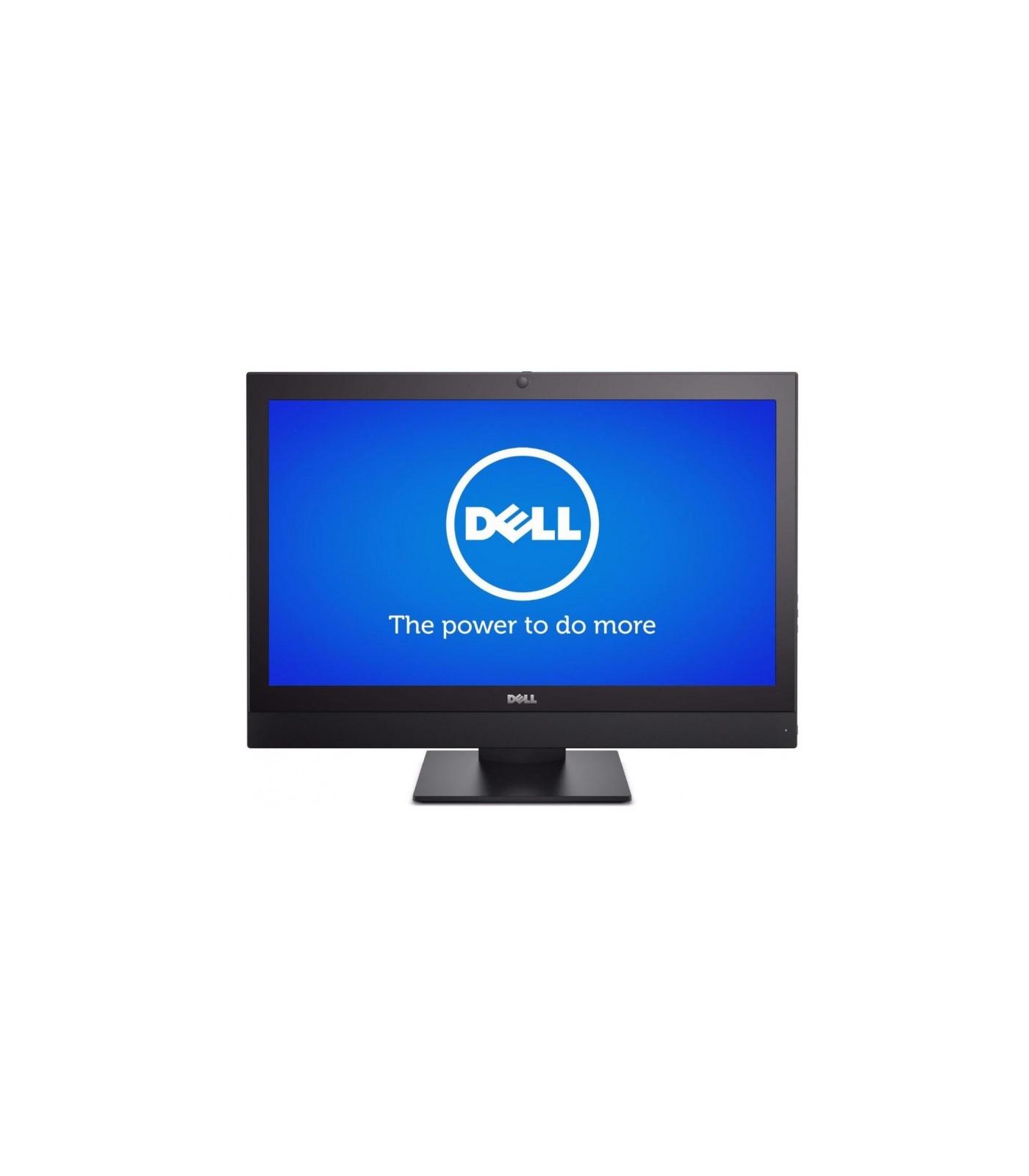 Poleasingowy komputer stacjonarny Dell OptiPlex 7440 AiO z Intel Core i5-6500 w Klasie A-.