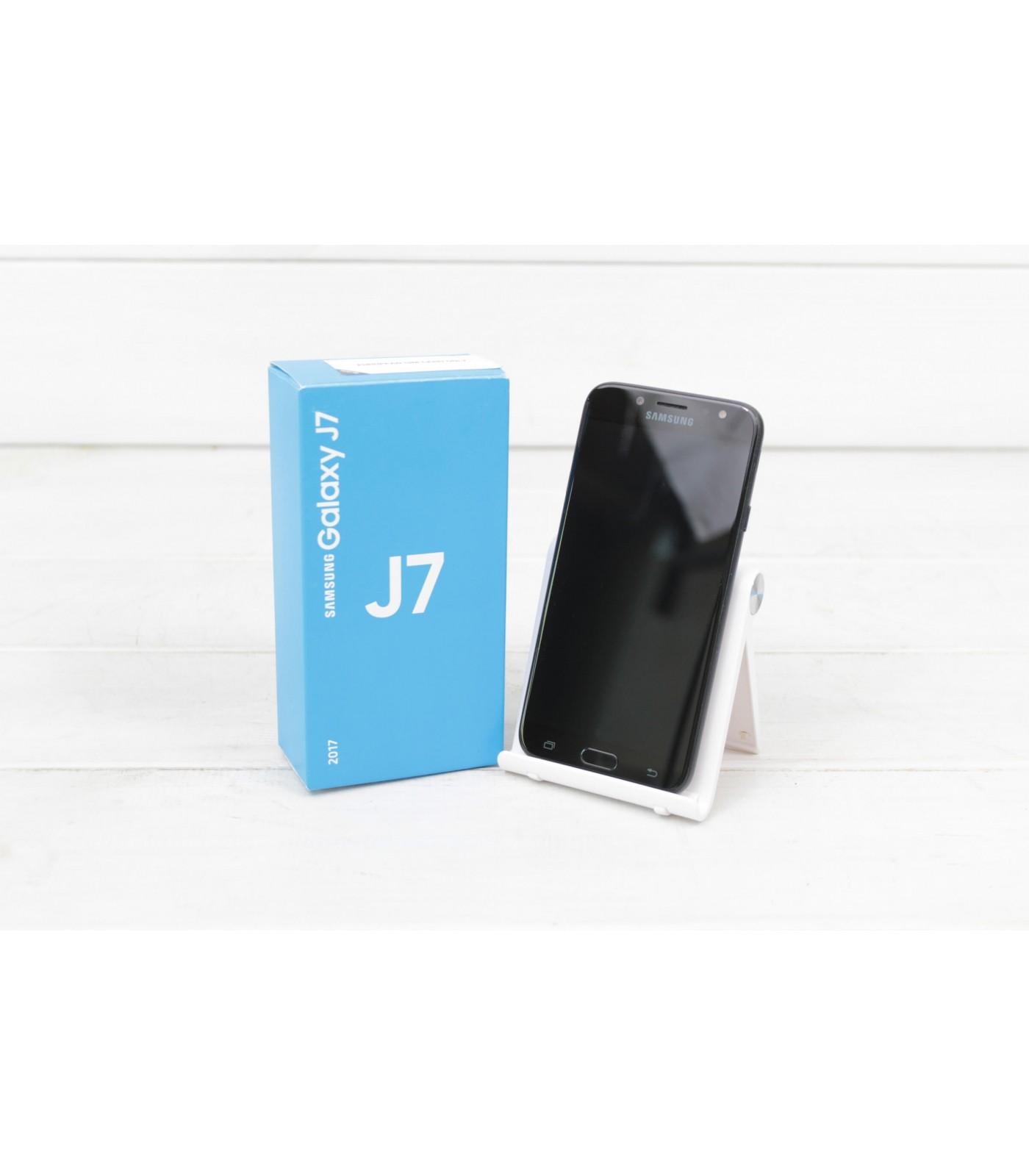 Poleasingowy smartfon Samsung Galaxy J7 2017 Dual Sim w Klasie A+.