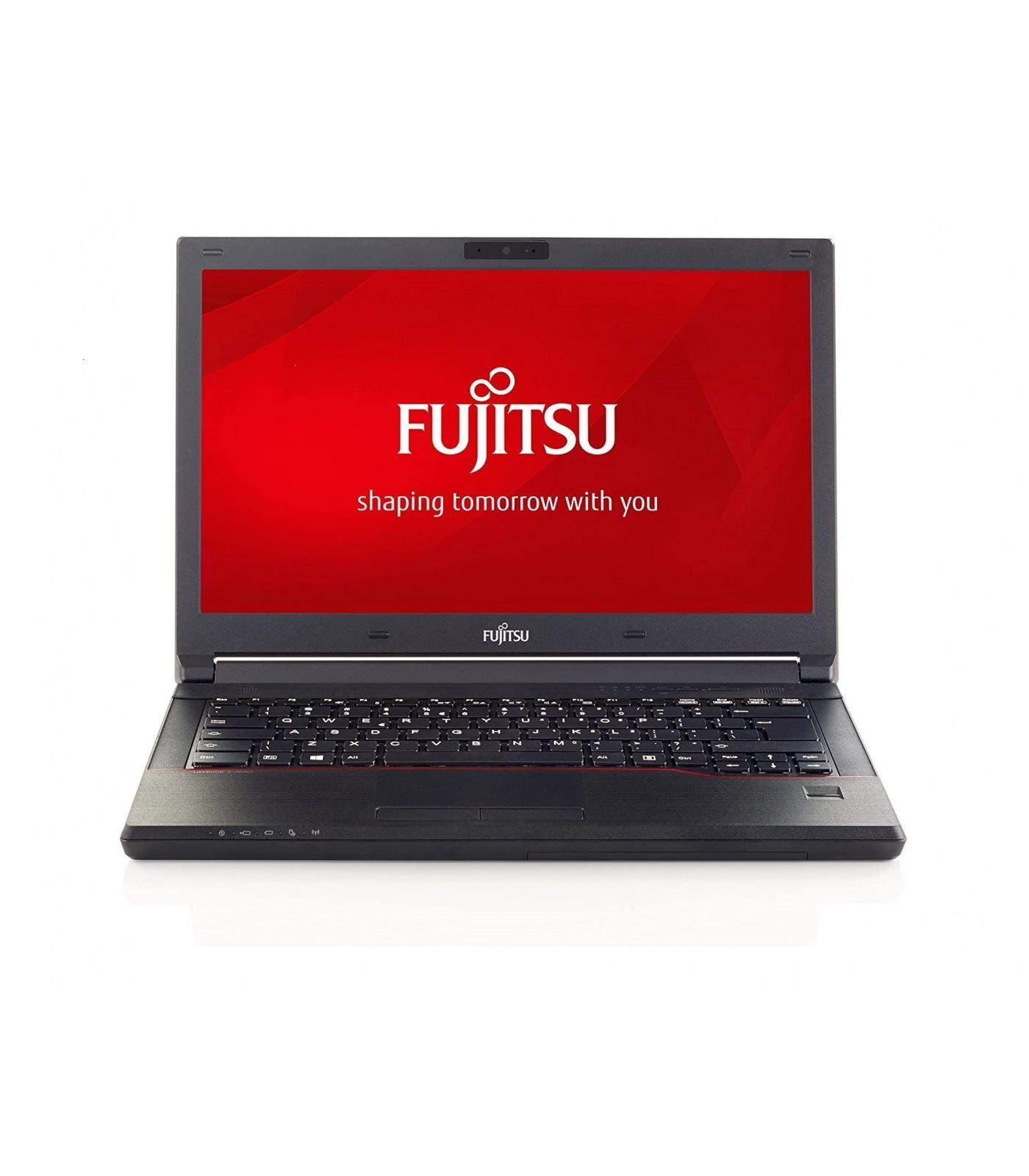 Poleasingowy laptop Fujitsu Lifebook E556 z Intel Core i7 6 generacji w klasie A.