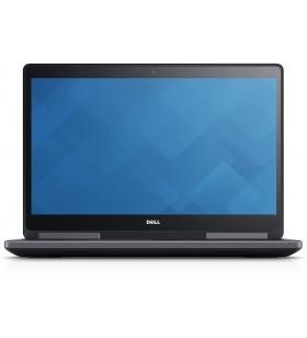 Poleasingowy laptop Dell Precision 7710 z Intel Core i7-6920HQ w klasie B