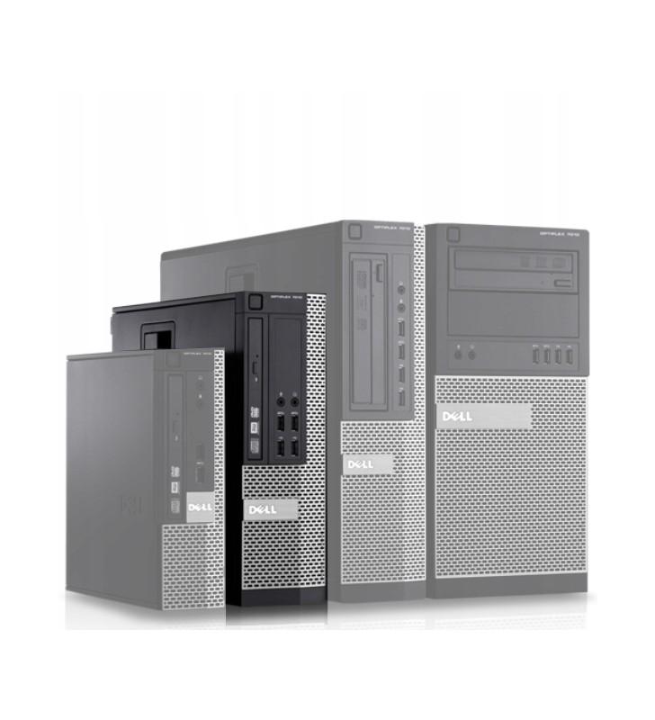 Poleasingowy komputer stacjonarny Dell OptiPlex 7010 SFF z Intel Core i5-3550, Klasa A
