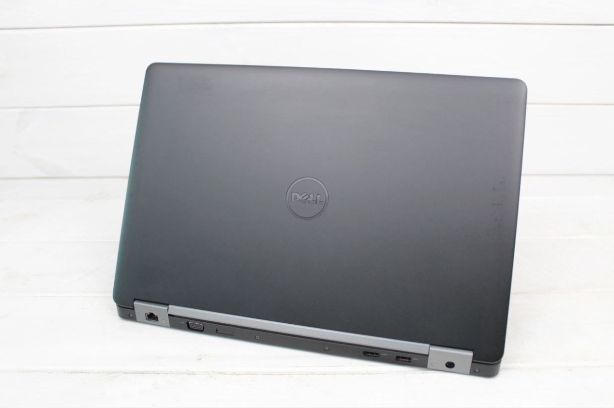 Poleasingowy laptop Dell Latitude E5570