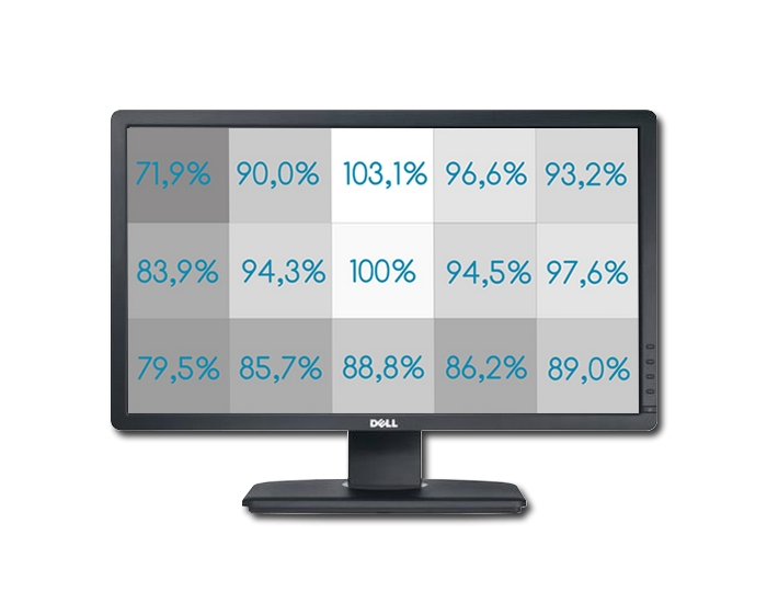 Jasność - monitory komputerowe